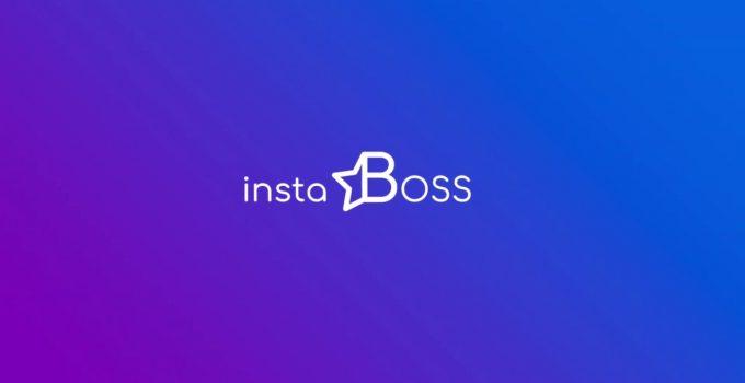 instaboss logo